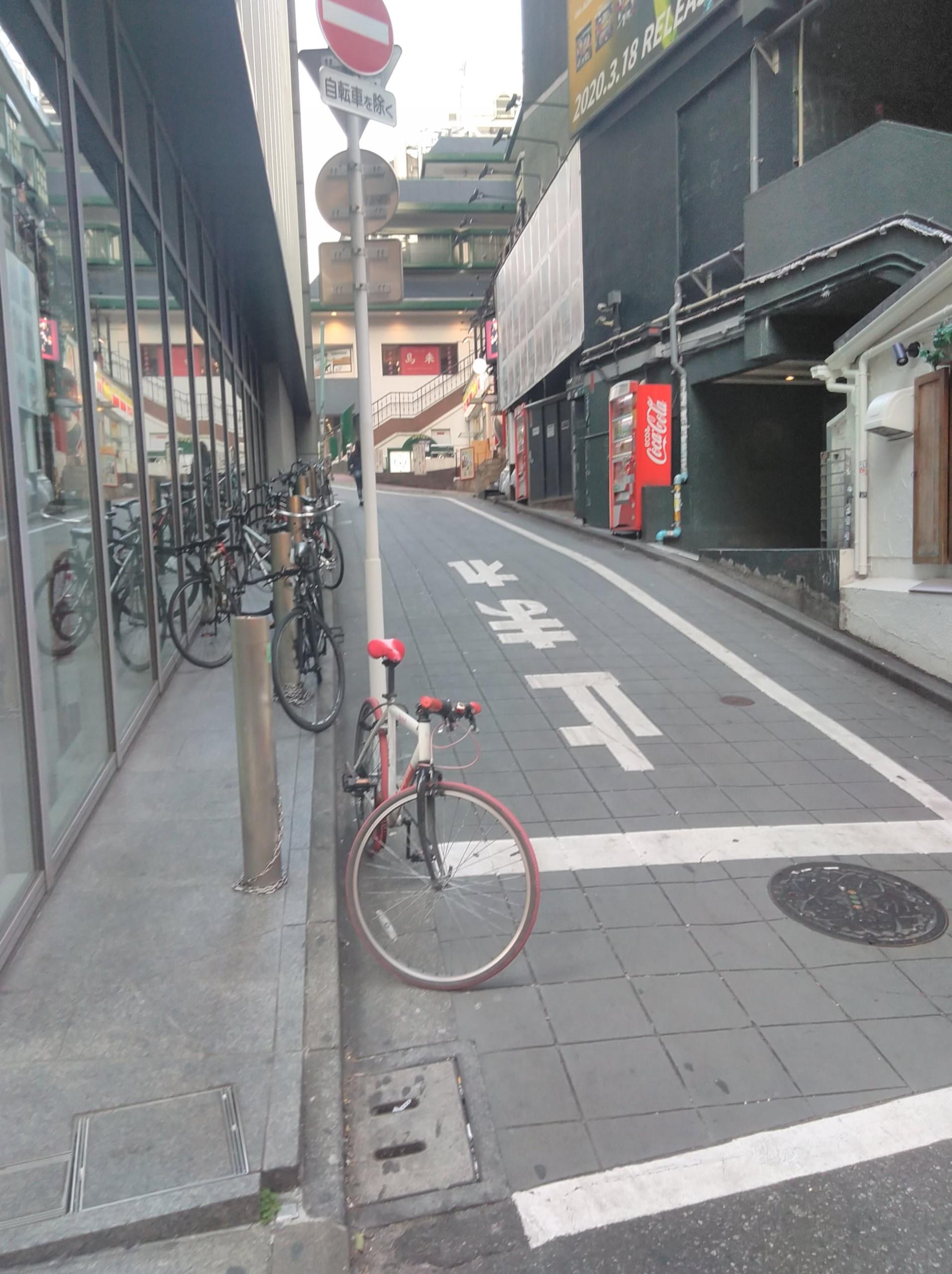 ゴーストタウン渋谷