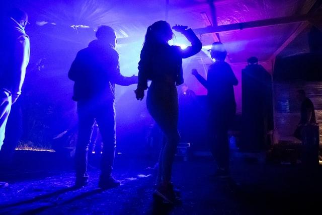 DJ Bar ネオマスカレード